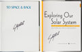 Autographs:Celebrities, Sally Ride: Two Signed Books. ... (Total: 2 )
