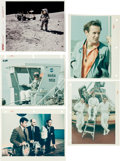 "Explorers:Space Exploration, Apollo 16 Collection of Original NASA Photos Including Ten with""Red Numbers."" ..."