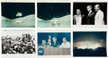 "Explorers:Space Exploration, Apollo 17 Collection of Original NASA Photos Including Four with""Red Numbers.""..."