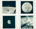 Explorers:Space Exploration, Apollo 11 Collection of Original NASA Photos....