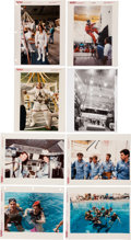 Explorers:Space Exploration, Space Shuttle Astronaut Training Collection of Original NASAPhotos. ...