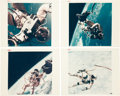 """Photography:Official Photos, Gemini 4 Collection of Thirty-One Original NASA Color Glossy Photos Including Twenty-Two with """"Red Numbers.""""... (Total: 31 Items)"""