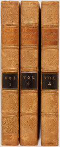 Books:Literature Pre-1900, Nathaniel Hawthorne. Transformation. London: Smith, Elder,1860. Second English edition of volume I, first English e...(Total: 3 Items)