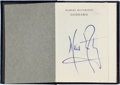 Explorers:Space Exploration, Neil Armstrong Signed The Autobiography of Robert HutchingsGoddard: Father of the Space Age Limited Edition Book....