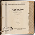 Explorers:Space Exploration, CSM/LM Spacecraft Operational Data Book NASA BookSNA-8-D-027(I) REV 1 Originally from the Personal Collection ofAstr...