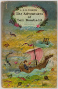 Books:Science Fiction & Fantasy, J. R. R. Tolkien. The Adventures of Tom Bombadil. London: Allen & Unwin, 1962. First edition. Publisher's binding, d...