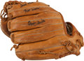 Baseball Collectibles:Others, Circa 1984 Ozzie Smith Game Used Fielder's Glove With Player Provenance. ...