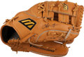 Baseball Collectibles:Others, 1990's Chipper Jones Game Used Fielder's Glove. ...