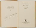 Books:Literature 1900-up, Richard Llewellyn. SIGNED/LIMITED. How Green Was My Valley.London: Joseph, [1939]. First edition, one of 200 copi...