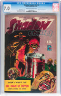 Golden Age (1938-1955):Crime, Shadow Comics V4#2 (Street & Smith, 1944) CGC FN/VF 7.0 Cream to off-white pages....