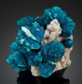 Minerals:Miniature, CAVANSITE. Wagholi, Pune District, Maharashtra, India. ...