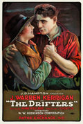 "Movie Posters:Drama, The Drifters (Pathé, 1918). One Sheet (27"" X 41"").. ..."