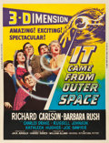 "Movie Posters:Science Fiction, It Came from Outer Space (Universal International, 1953). Poster(30"" X 40"") 3-D Style Y.. ..."