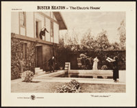 """The Electric House (First National, 1922). Lobby Card (11"""" X 14"""")"""