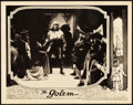 "Movie Posters:Fantasy, The Golem (Paramount, 1920). Lobby Card (11"" X 14"").. ..."