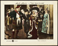"Movie Posters:Comedy, The Idle Class (First National, 1921). Lobby Card (11"" X 14"").. ..."