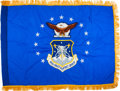 Explorers:Space Exploration, 1002d Space Support Wing Unit Flag. ...