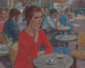 Paintings, FRANÇOIS GALL (French, 1912-1987). Ecolé de Paris. Oil on canvas. 25-1/2 x 32 inches (64.8 x 81.3 cm). Signed lower righ...