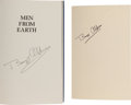 Autographs:Celebrities, Buzz Aldrin: Two Signed Books.... (Total: 2 Items)