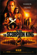 """Movie Posters:Fantasy, The Scorpion King & Other Lot (Universal, 2002). One Sheets(27"""" X 40"""") DS Dated & Undated Advance. Fantasy.. ... (Total: 3Items)"""