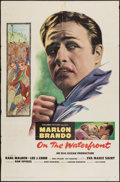 "Movie Posters:Academy Award Winners, On the Waterfront (Columbia, 1954). One Sheet (27"" X 41""). AcademyAward Winners.. ..."
