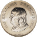 """Undated (1964) Plain Edge DuPont """"Quarter"""" Pattern, Unlisted in Judd, Pollock-5391, R.2-3, MS64 NGC. ...(PCGS#..."""