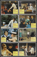 "Movie Posters:Action, The Wrecking Crew (Columbia, 1969). Lobby Card Set of 8 (11"" X14""). Action. ... (Total: 8 Items)"