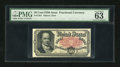 Fractional Currency:Fifth Issue, Fr. 1381 50c Fifth Issue PMG Choice Uncirculated 63 EPQ....