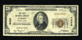 National Bank Notes:Pennsylvania, Darby, PA - $20 1929 Ty. 1 The First NB Ch. # 4428. ...