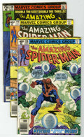 Modern Age (1980-Present):Superhero, The Amazing Spider-Man Group (Marvel, 1979-81) Condition: AverageNM.... (Total: 16 Comic Books)