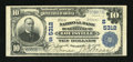 National Bank Notes: , Louisville, KY - $10 1902 Plain Back Fr. 633 The NB of Kentucky Ch.# (S)5312. ...