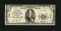 National Bank Notes:Pennsylvania, Pittsburgh, PA - $5 1929 Ty. 1 The Second NB Ch. # 776. ...