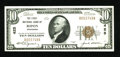 National Bank Notes:Wisconsin, Ripon, WI - $10 1929 Ty. 1 The First NB Ch. # 425. ...