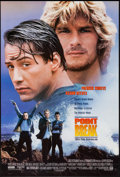 "Movie Posters:Action, Point Break & Other Lot (20th Century Fox, 1991). One Sheets(2) (27"" X 40"") DS & SS. Action.. ... (Total: 2 Items)"