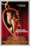 "Movie Posters:Mystery, Twin Peaks: Fire Walk with Me and Other Lot (New Line, 1992). OneSheet (27"" X 41"") DS, and Television Promo Poster (25"" X 3...(Total: 2 Items)"