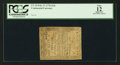 Colonial Notes:Continental Congress Issues, Continental Currency February 17, 1776 $1/6 PCGS Apparent Fine 12.....