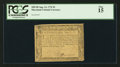 Colonial Notes:Maryland, Maryland August 14, 1776 $2 PCGS Fine 15.. ...