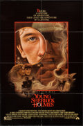 "Movie Posters:Adventure, Young Sherlock Holmes and Others Lot (Paramount, 1985). One Sheets(12) (27"" X 41""), Lobby Card Sets of 8 (3) (11"" X 14""), V...(Total: 37 Items)"