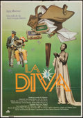 """Movie Posters:Action, Diva (In Cine, 1981). Spanish One Sheet (27.75"""" X 39.5""""). Action.. ..."""