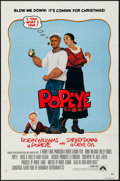 """Movie Posters:Musical, Popeye and Others Lot (Paramount, 1980). One Sheets (28) (27"""" X 41"""") Advance Style. Musical.. ... (Total: 28 Items)"""