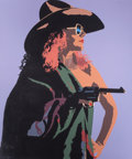 Western:Modern, BILL SCHENCK (American, b.1947). Have Gun Will Travel, 1989.Oil on canvas. 58 x 50 inches (147.3 x 127 cm). Signed, dat...