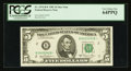 Fr. 1976-B* $5 1981 Federal Reserve Star Note. PCGS Very Choice New 64PPQ