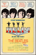 """Movie Posters:Rock and Roll, Help! (United Artists, 1965). One Sheet (27"""" X 41""""). Rock and Roll.. ..."""