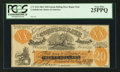 Confederate Notes:1861 Issues, CT-XXI $20 Female Riding Deer (FRD) Bogus Note.. ...