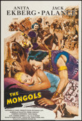 "Movie Posters:Adventure, The Mongols and Others Lot (Colorama, 1962). One Sheets (3) (27"" X41""), and Lobby Cards (4) (11"" X 14""). Adventure.. ... (Total: 7Items)"
