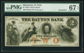 Obsoletes By State:Minnesota, St. Paul, MN- The Dayton Bank $2 Remainder G4a Hewitt A505-D2b. ...