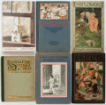Books:Children's Books, [Children's Books]. Lot of Six Children's Books. Variouspublishers, places, dates. Illustrated. Octavos. One in jacket(lat... (Total: 6 Items)