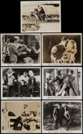 """Movie Posters:Bad Girl, Born Reckless (Warner Brothers, 1959). Photos (10) (8"""" X 10""""). BadGirl.. ... (Total: 10 Items)"""