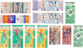Baseball Collectibles:Tickets, 1964-2006 Stan Musial Personal World Series Ticket Lot of 52. ...