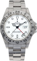 Timepieces:Wristwatch, No Shipping into the U.S. - Rolex Ref.. 16570 Steel Explorer, circa1993. ...